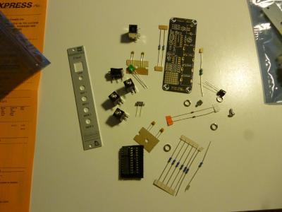 Mutable Instruments CVpal kit