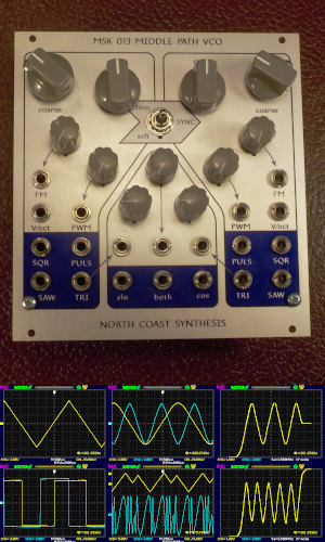 Middle Path VCO